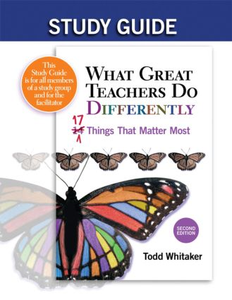 Study Guide: What Great Teachers Do Differently: 17 Things That Matter Most, 2nd Edition (Paperback) book cover