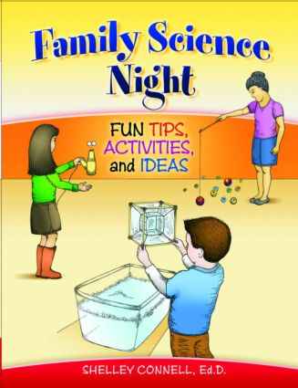 Family Science Night: Fun Tips, Activities, and Ideas book cover