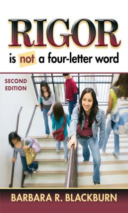 Rigor Is NOT a Four-Letter Word: 2nd Edition (Paperback) book cover