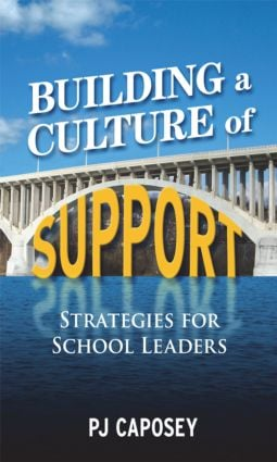 Building a Culture of Support: Strategies for School Leaders, 1st Edition (Paperback) book cover