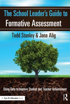 The School Leader's Guide to Formative Assessment: Using Data to Improve Student and Teacher Achievement book cover