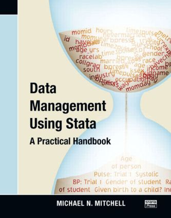 Data Management Using Stata: A Practical Handbook (Paperback) book cover