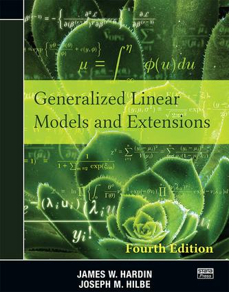 Generalized Linear Models and Extensions: Fourth Edition, 4th Edition (Paperback) book cover