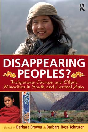 Disappearing Peoples? (Paperback) book cover
