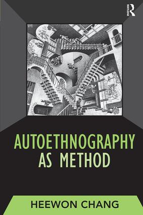Autoethnography as Method book cover