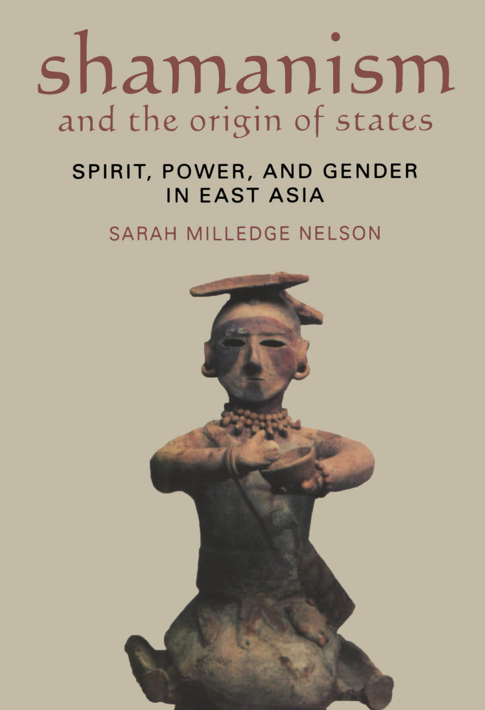Shamanism and the Origin of States (Paperback) book cover