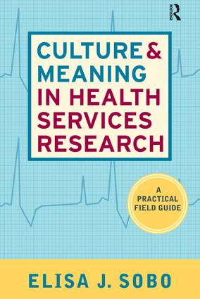 Culture and Meaning in Health Services Research: An Applied Approach, 1st Edition (Paperback) book cover