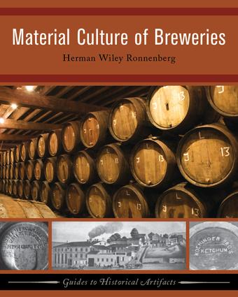 Material Culture of Breweries: 1st Edition (Paperback) book cover