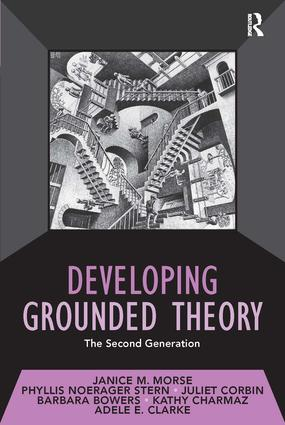 Developing Grounded Theory: The Second Generation book cover