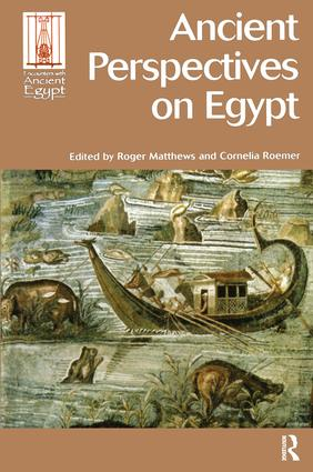 Ancient Perspectives on Egypt book cover
