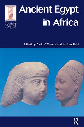 Ancient Egypt in Africa book cover