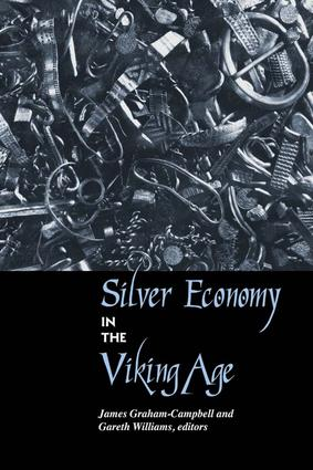 Silver Economy in the Viking Age: 1st Edition (Hardback) book cover