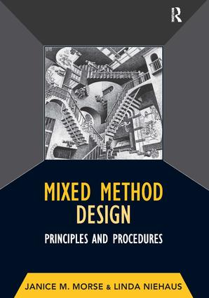 Mixed Method Design: Principles and Procedures book cover