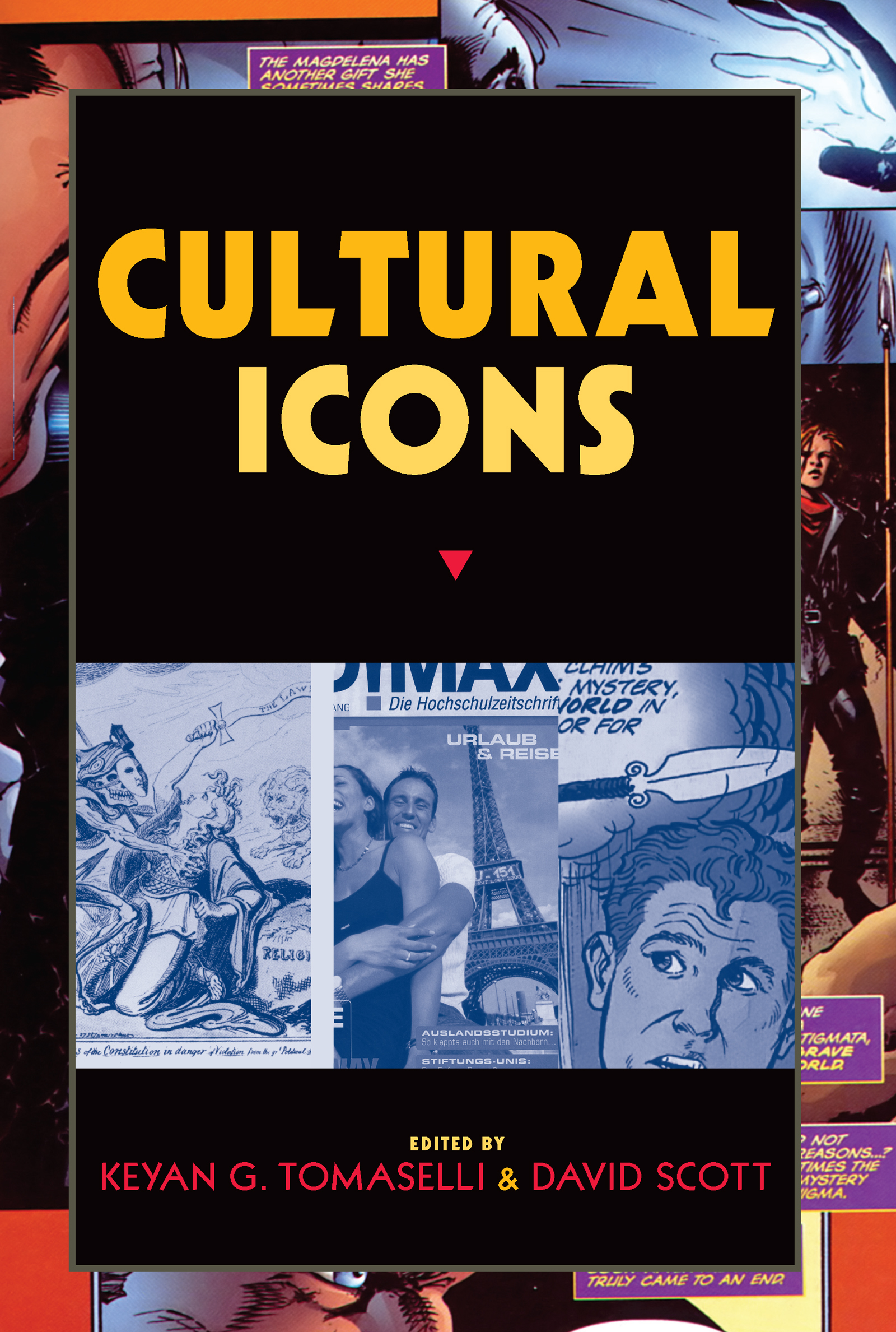 Cultural Icons: 1st Edition (Paperback) book cover