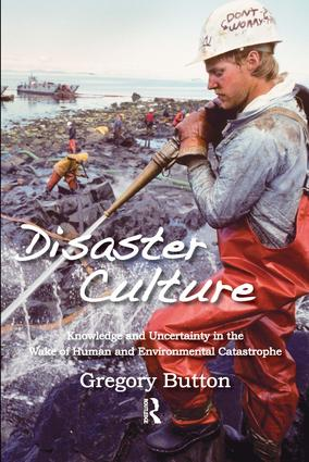 Disaster Culture: Knowledge and Uncertainty in the Wake of Human and Environmental Catastrophe, 1st Edition (Paperback) book cover