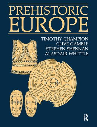Prehistoric Europe: 1st Edition (Paperback) book cover