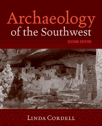 Archaeology of the Southwest, Second Edition: 2nd Edition (Paperback) book cover