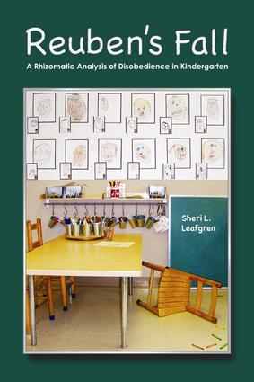 Reuben's Fall: A Rhizomatic Analysis of Disobedience in Kindergarten book cover