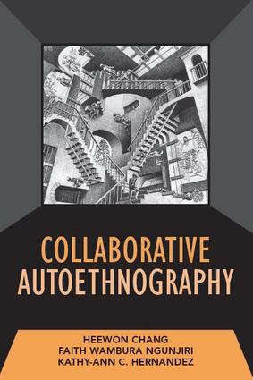 Collaborative Autoethnography book cover