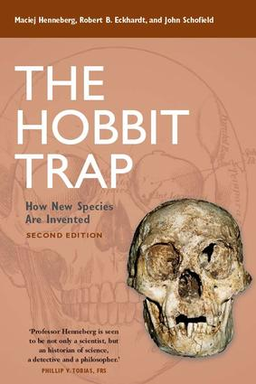 The Hobbit Trap: How New Species Are Invented, 2nd Edition (Hardback) book cover