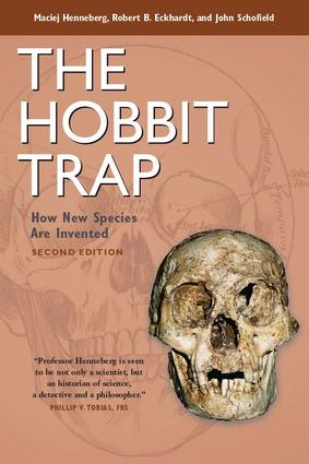 The Hobbit Trap: How New Species Are Invented, 2nd Edition (Paperback) book cover
