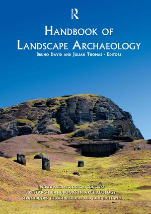 Handbook of Landscape Archaeology: 1st Edition (Paperback) book cover