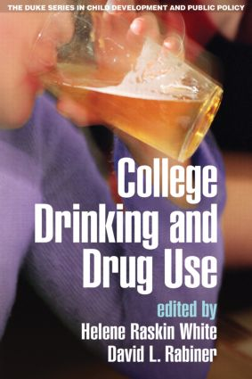 College Drinking and Drug Use (Hardback) book cover