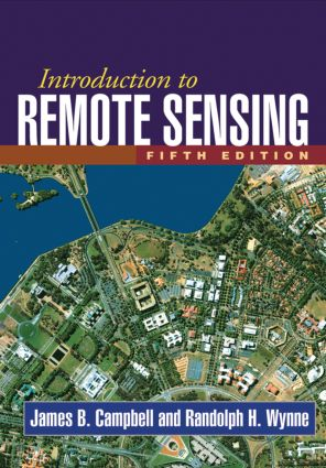 Introduction to Remote Sensing, Fifth Edition: 5th Edition (Hardback) book cover