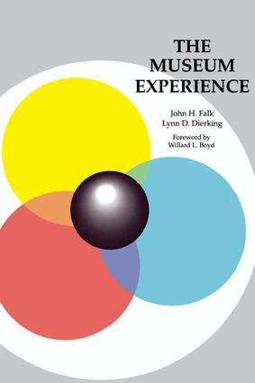 The Museum Experience: 1st Edition (Paperback) book cover