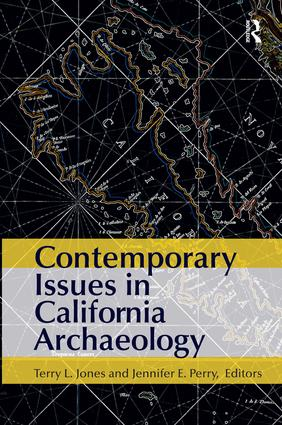 Contemporary Issues in California Archaeology: 1st Edition (Paperback) book cover