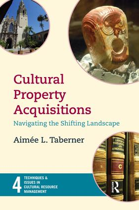 The Rapidly Changing Legal Landscape Governing Museum Acquisitions of Cultural Property
