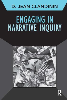 Engaging in Narrative Inquiry: 1st Edition (Hardback) book cover