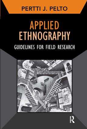 Writing Ethnography: Keeping it Grounded and Inductive  