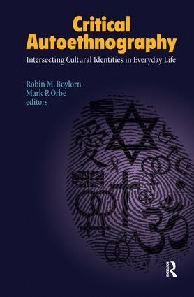 Critical Autoethnography: Intersecting Cultural Identities in Everyday Life book cover