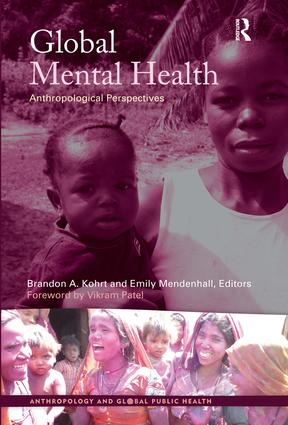 Global Mental Health: Anthropological Perspectives (Paperback) book cover