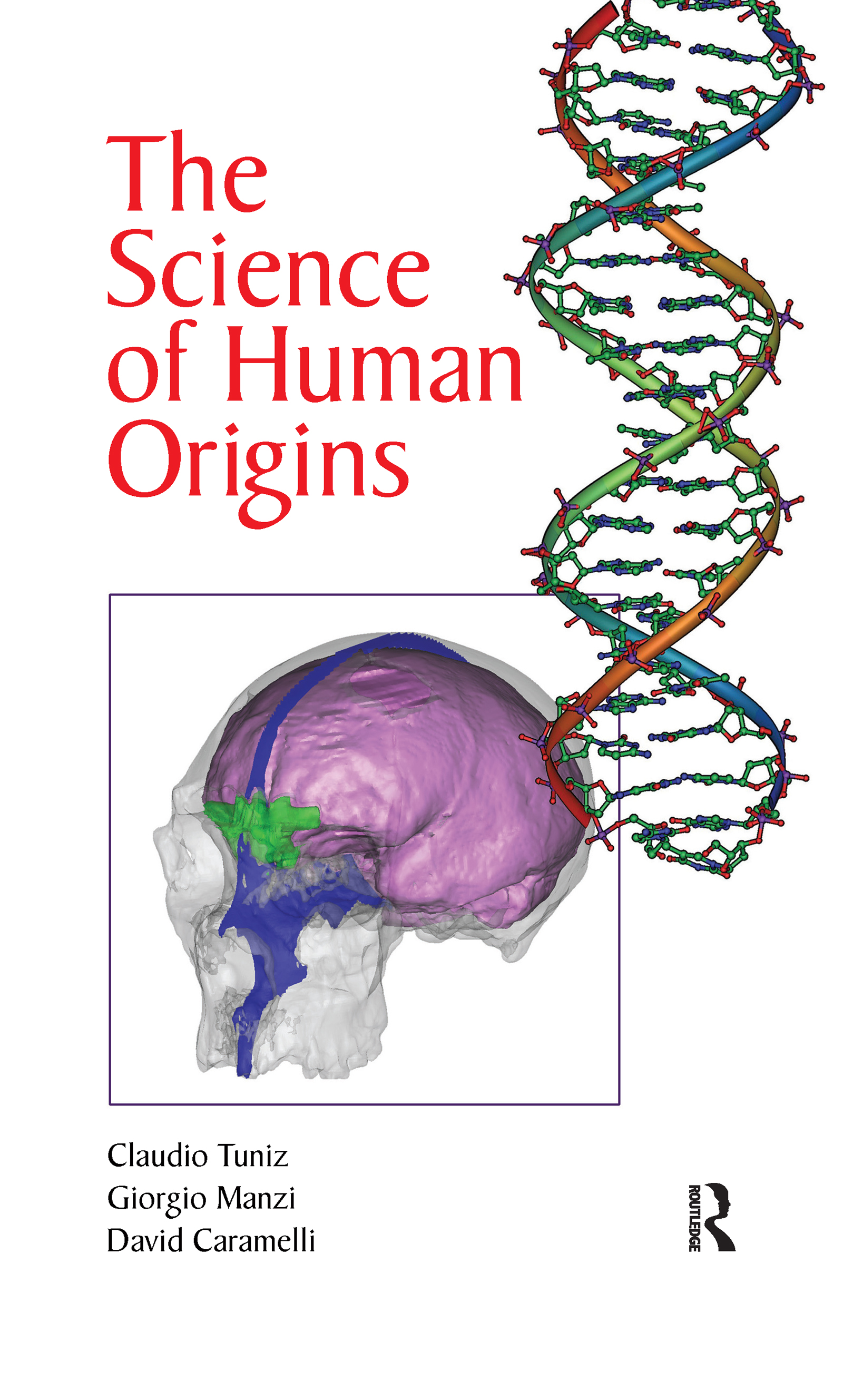 The Science of Human Origins book cover