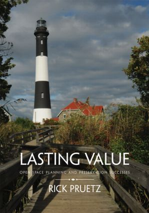 Lasting Value: Open Space Planning and Preservation Successes (Paperback) book cover