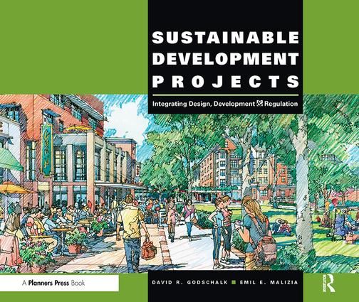 Sustainable Development Projects: Integrated Design, Development, and Regulation book cover
