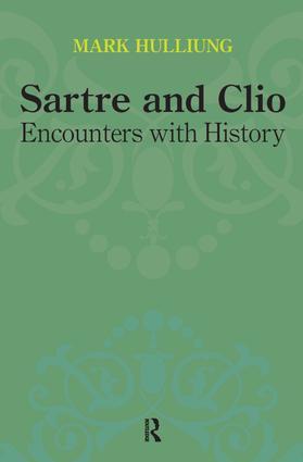 Sartre and Clio