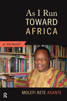 As I Run Toward Africa: A Memoir, 1st Edition (Paperback) book cover