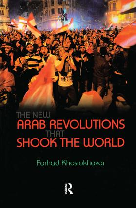 New Arab Revolutions That Shook the World: 1st Edition (Hardback) book cover