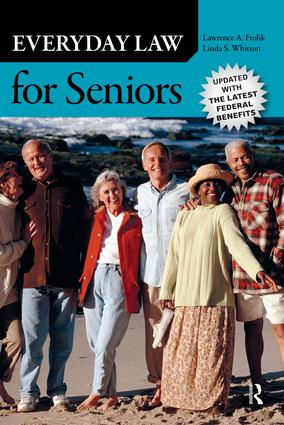 Everyday Law for Seniors: 2nd Edition (Paperback) book cover