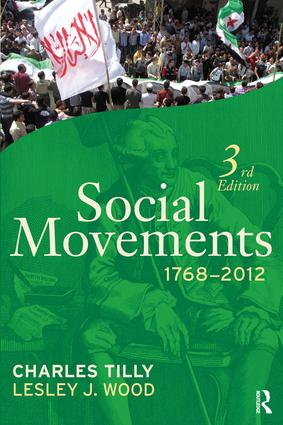 Social Movements 1768-2012: 3rd Edition (Paperback) book cover