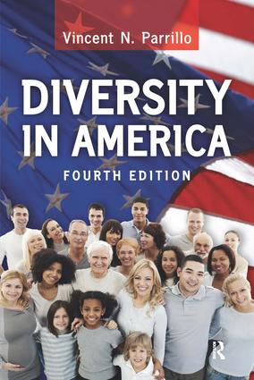Diversity in America: 1st Edition (Paperback) book cover