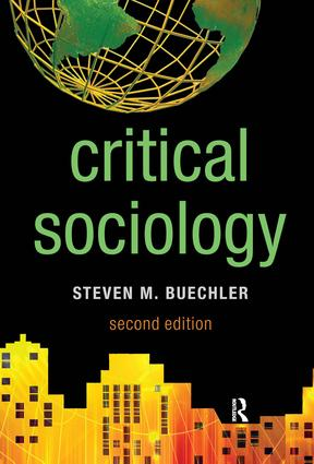 Critical Sociology: 2nd Edition (Paperback) book cover