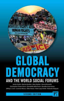 Global Democracy and the World Social Forums book cover