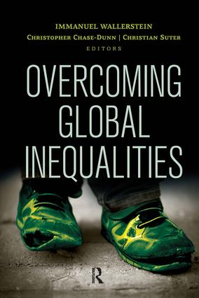 Overcoming Global Inequalities book cover