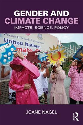 Gender and Climate Change: Impacts, Science, Policy book cover