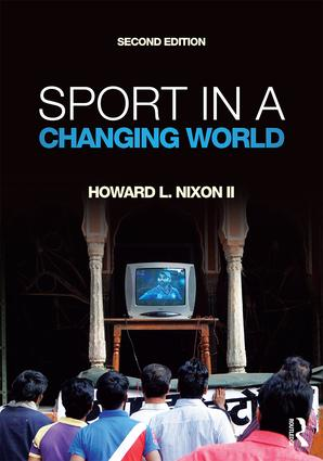 Sport in a Changing World: 2nd Edition (Paperback) book cover