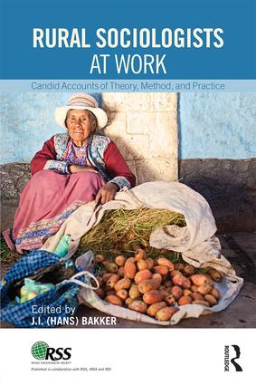 Rural Sociologists at Work: Candid Accounts of Theory, Method, and Practice, 1st Edition (Paperback) book cover